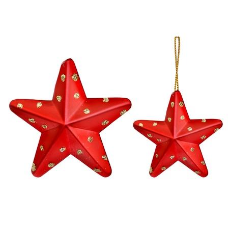 estrellas de navidad: Estrella de Navidad Foto de archivo