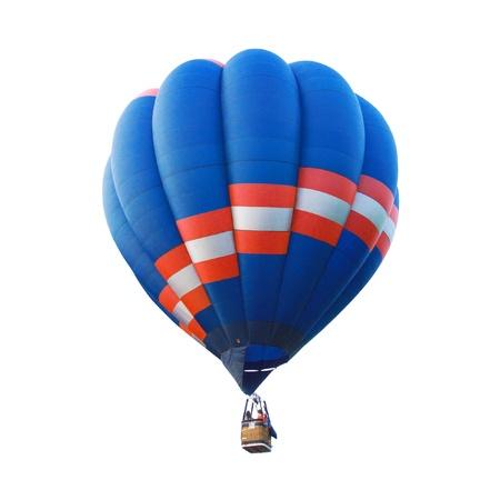 room air: Hot air balloon