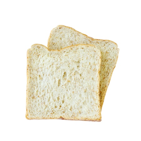 wholemeal: Sliced Bread  Stock Photo