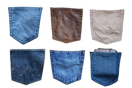 jeans pocket: jeans pocket collection