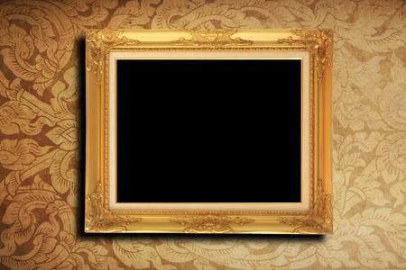 Marco de fotos en la pared