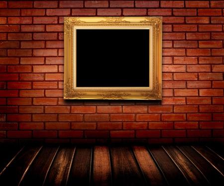 photo frame on wall photo