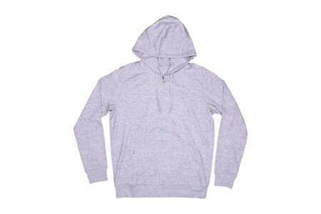 Isolated hooded sweater Stock Photo