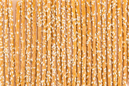gressins: Bouquet de gressins salés de motif collation de fond