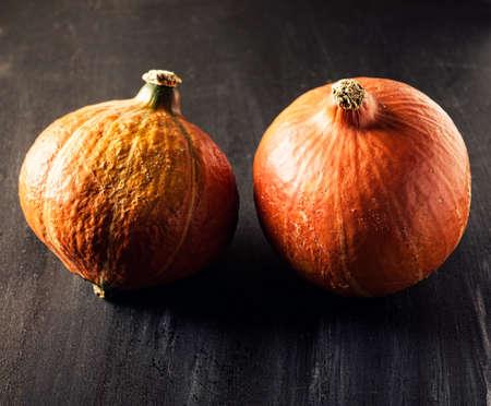 Hokkaido pumpkins, whole