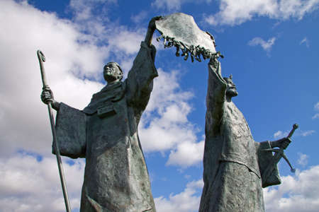 Declaration Monument, Arbroath, Scotland