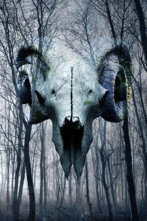 demonio: Demonio del bosque