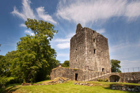 dumfries and galloway: Cardoness Castle, Dumfries and Galloway, Scotland
