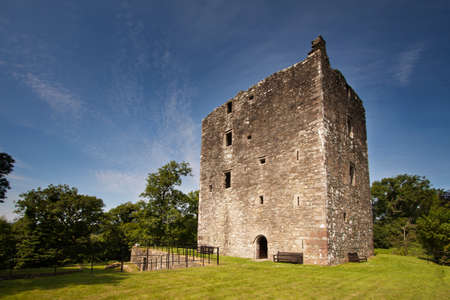Cardoness Castle, Dumfries and Galloway, Scotland