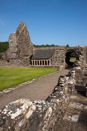 dumfries and galloway: Glenluce Abbey, Dumfries and Galloway, Scotland