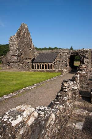 ecclesiastical: Glenluce Abbey, Dumfries and Galloway, Scotland
