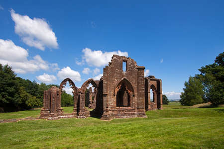 dumfries and galloway: Lincluden Collegiate Church, Dumfries and Galloway, Scotland