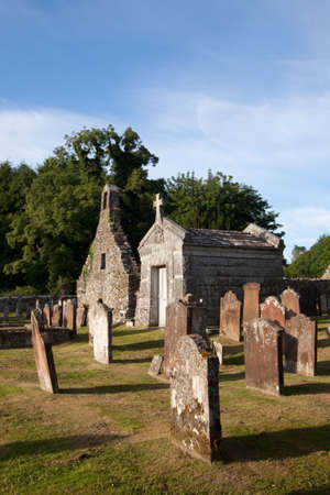 dumfries and galloway: Anwoth Old Church, Dumfries and Galloway, Scotland Stock Photo