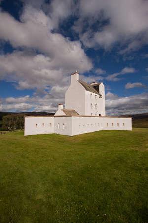 jacobite: Corgarff Castle, Aberdeenshire, Scotland