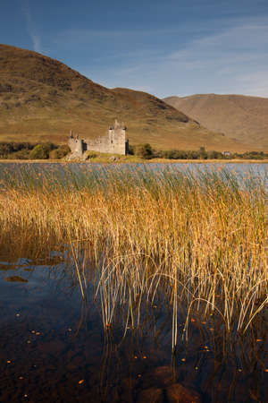 ruination: Kilchurn Castle, Argyll and Bute, Scotland