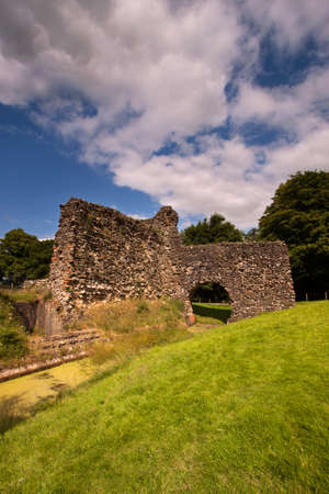 dumfries and galloway: Lochmaben Castle, Dumfries and Galloway, Scotland Editorial