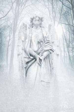 Winter Forest Angel