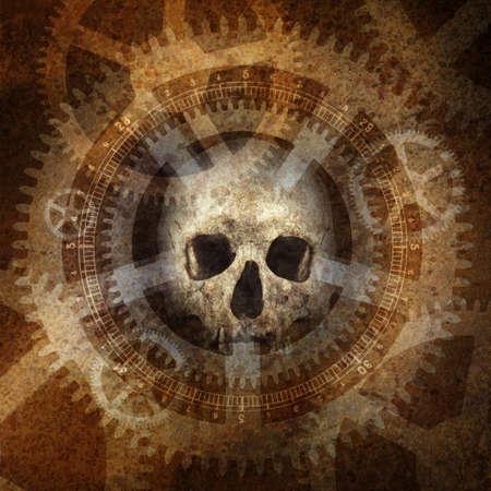 Industrial Death Machine Zdjęcie Seryjne