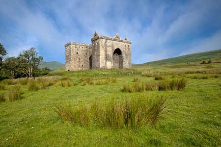Hermitage Castle, Scottish Borders