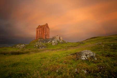Smailholm Tower, Scottish Borders photo