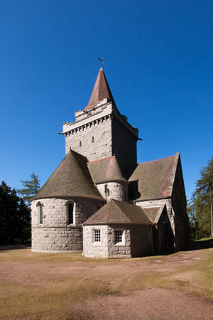 Crathie Church, Aberdeenshire, Scotland