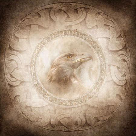 spiritualism: Pagan Eagle Spirit
