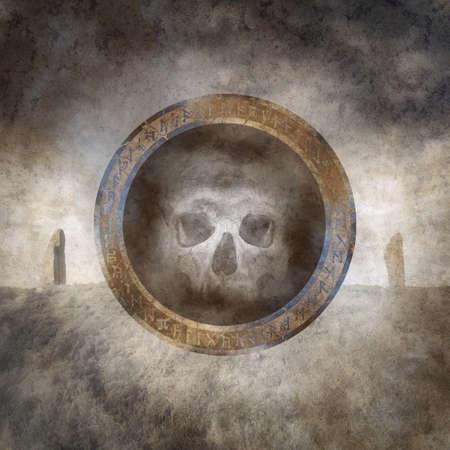 Pagan Death Spirit