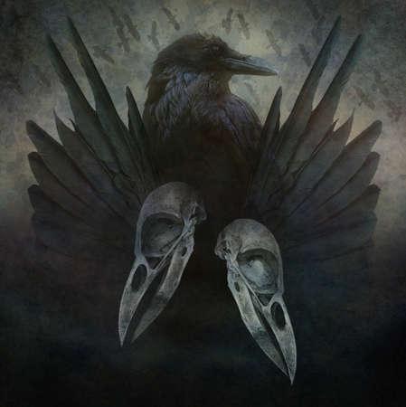 cuervo: Crow Esp�ritu