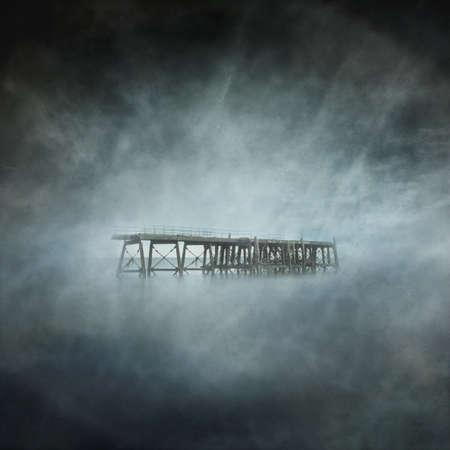 derelict: Derelict Pier