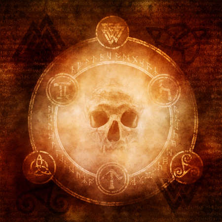 esotericism: Pagan Dark Magic
