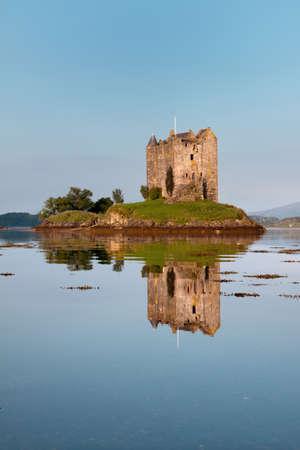 Castle Stalker, Appin, Argyll, Scotland