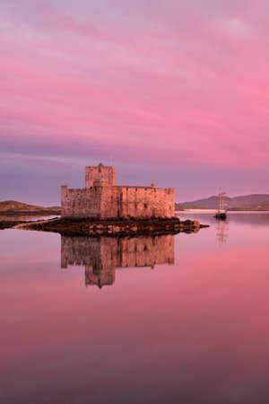 Kisimul Castle, Isle of Barra, Outer Hebrides, Scotland
