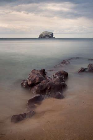 The Bass Rock, Tantallon, East Lothian, Scotland