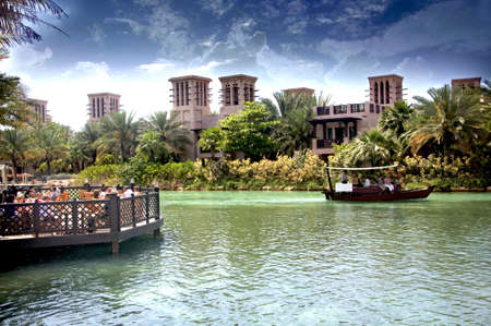 One of luxurios uptown in Dubai, Madinat Jumeirah