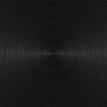 Seamless texture of vinyl record, a computer generated texture   Stock Photo