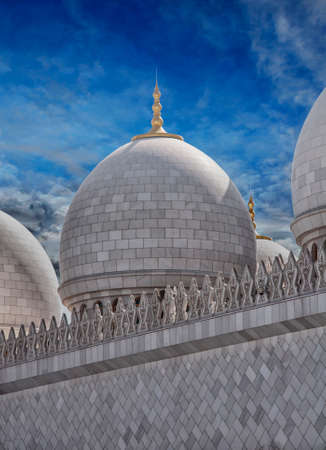 abudhabi: Dome of Abu Dhabi Grand Masajid
