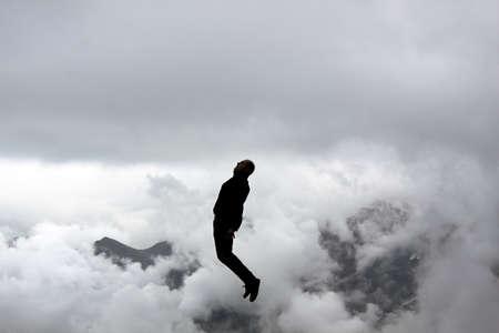 zero gravity: Frozen jump