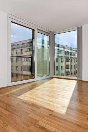 window blinds: Modern urban living