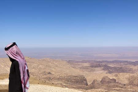 Sheikh y de la industria petrolera