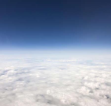 Stratosphere Stock Photo