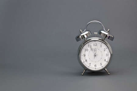 Time is running out fast Alarm clock shows the highest time in time laps
