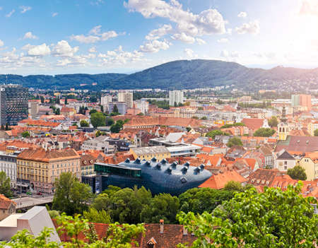 The Austrian city Graz, the capital of Styria, is a hub of art and history