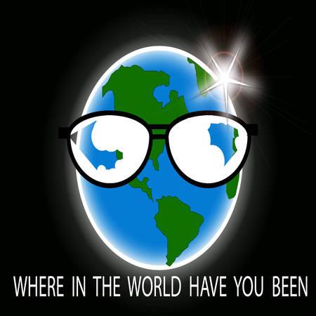 Waar ben je geweest