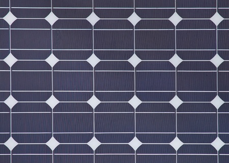 background detail of a solar panel photo