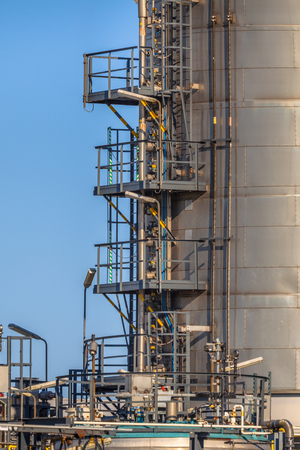 Industry detail as a concept for Business photo