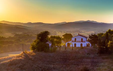 agriturismo: Tuscan Villa in Italian Countryside