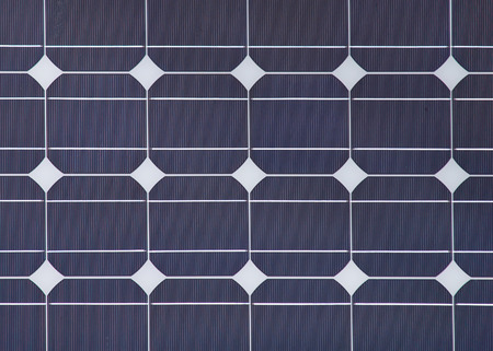 photocell: background detail of a solar panel