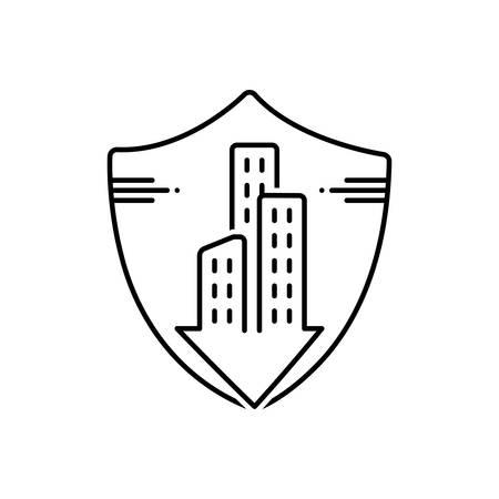 Condo insurance icon