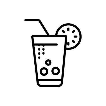 Soft drink  icon 向量圖像