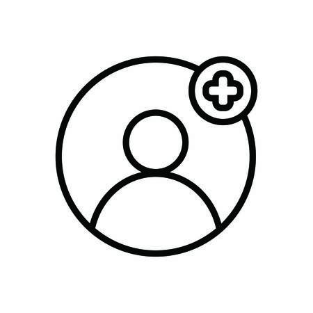 Profile icon Ilustração Vetorial